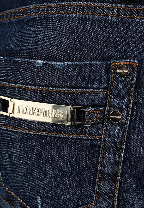 Женские джинсовые шорты Bikkembergs D1DW160DS04P555: изображение 12