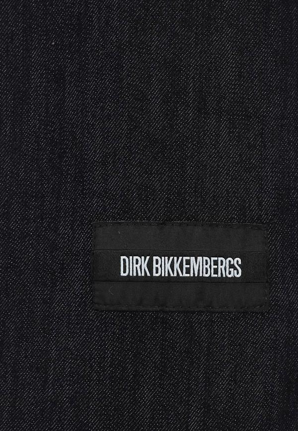 Джинсовая куртка Bikkembergs D1DW208LS38P333: изображение 4