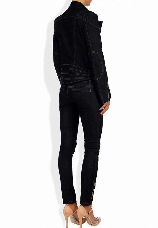 Джинсовая куртка Bikkembergs D1DW208LS38P333: изображение 8