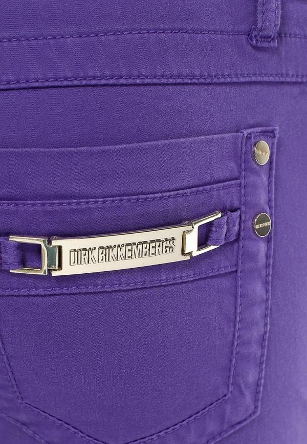 Женские зауженные брюки Bikkembergs D1DW1570860P512: изображение 4