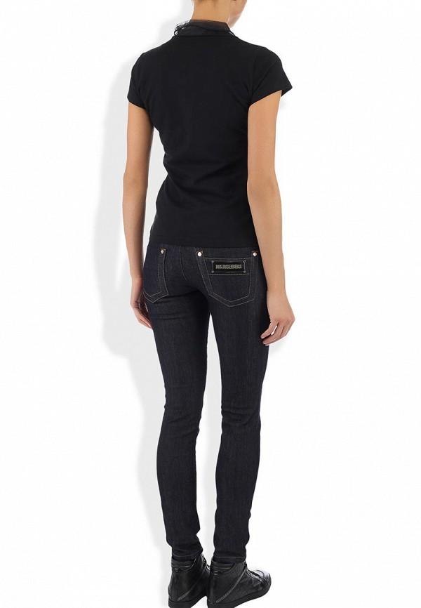 Зауженные джинсы Bikkembergs D1DW156LS38P333: изображение 8