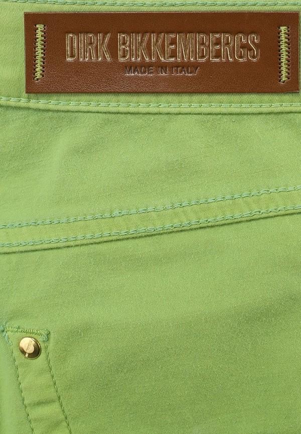 Женские повседневные шорты Bikkembergs D1DW1600860P335: изображение 4