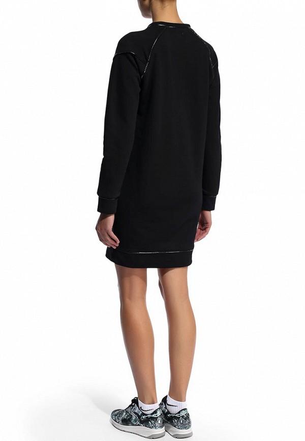 Платье-мини Bikkembergs D2DW4480237S999: изображение 4