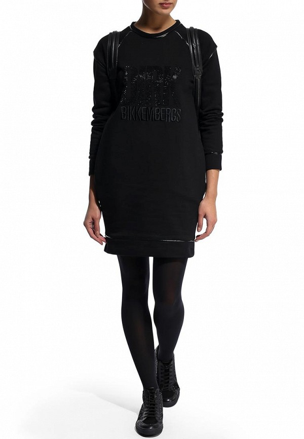 Платье-мини Bikkembergs D2DW4480237S999: изображение 9