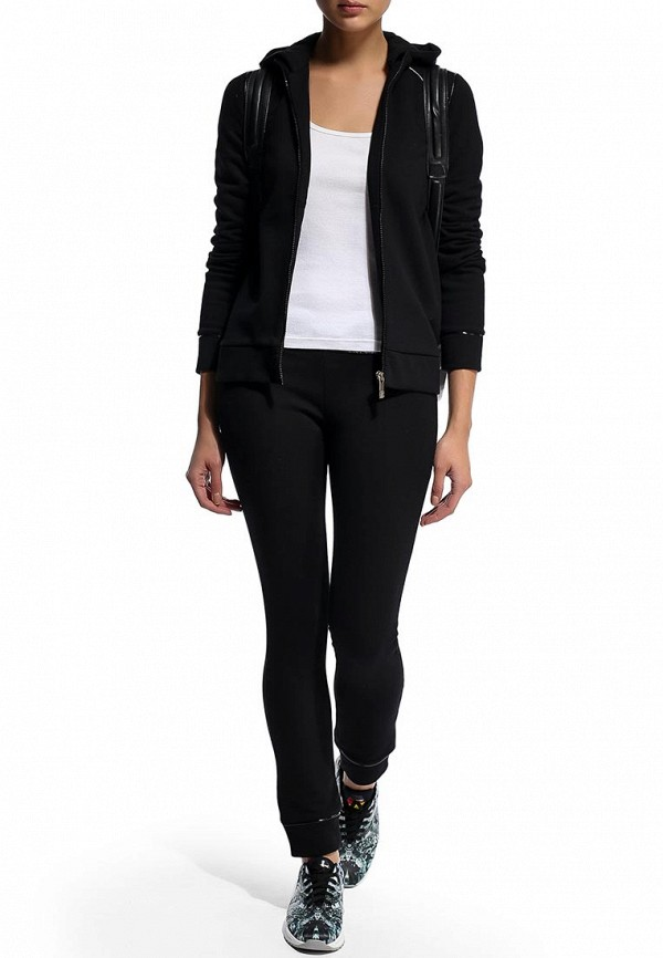 Женские спортивные брюки Bikkembergs D2DW4860237S999: изображение 4