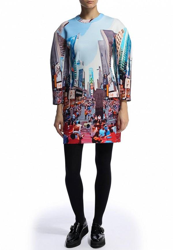 Платье-мини Bikkembergs D2DW3186003P226: изображение 4