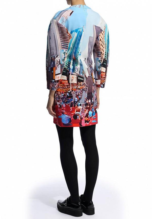Платье-мини Bikkembergs D2DW3186003P226: изображение 5