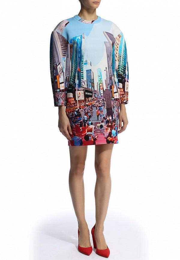 Платье-мини Bikkembergs D2DW3186003P226: изображение 6