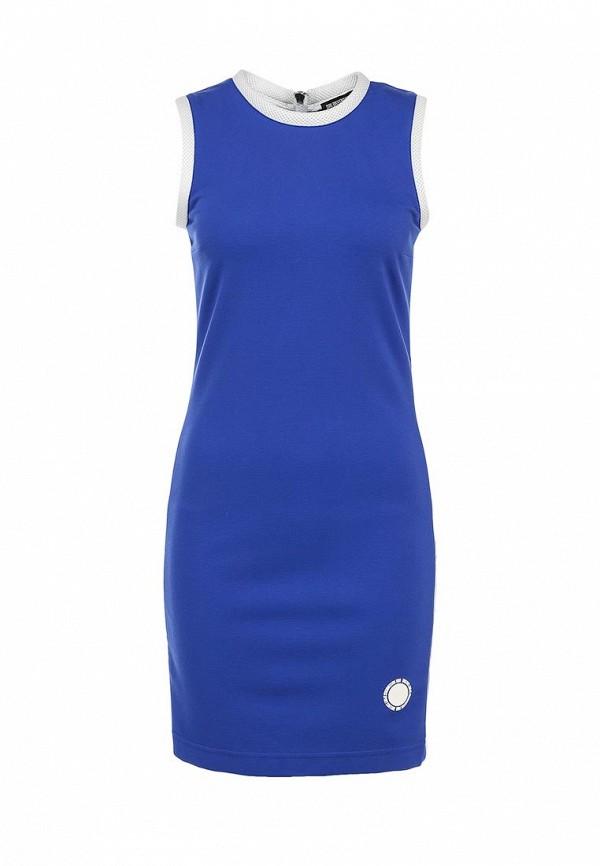 Платье-мини Bikkembergs D 5 02B E1 B 4024: изображение 1