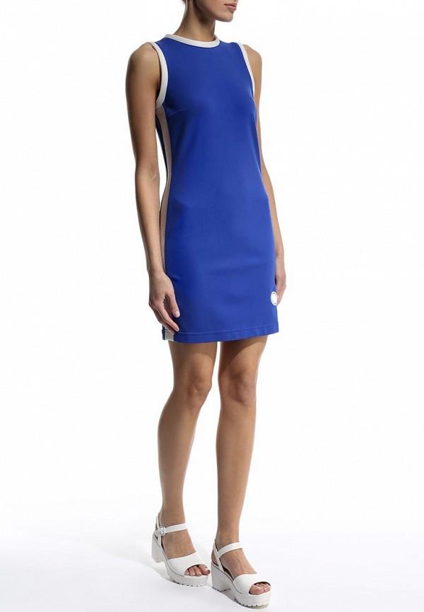 Платье-мини Bikkembergs D 5 02B E1 B 4024: изображение 3