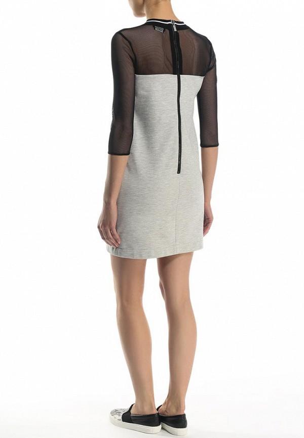 Платье-мини Bikkembergs D 5 06Z E1 B 4023: изображение 4