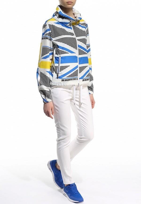 Женские повседневные брюки Bikkembergs D P 02B E1 B 5027: изображение 3
