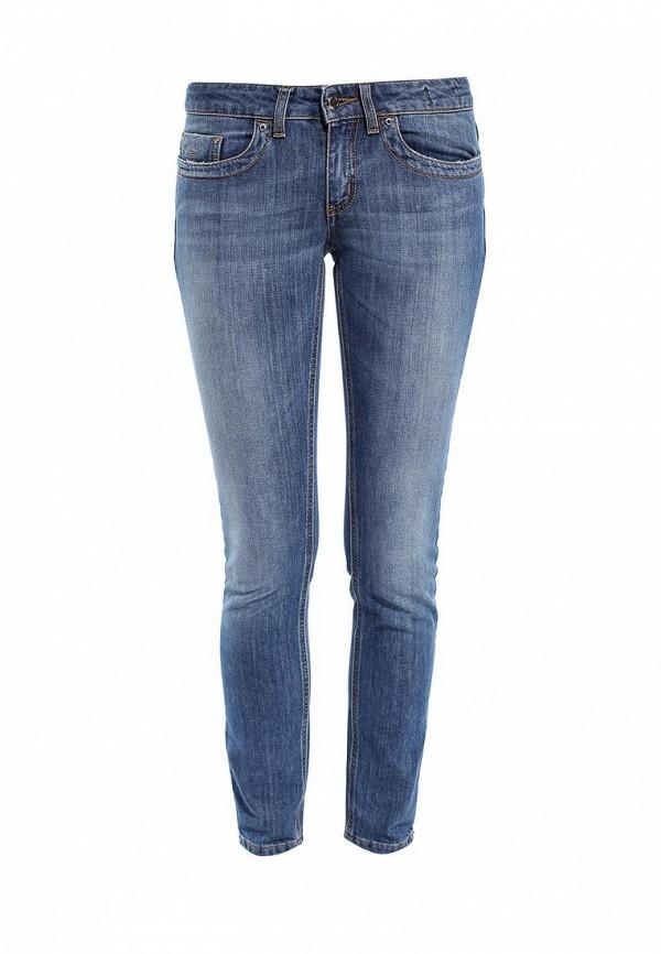 Зауженные джинсы Bikkembergs D Q 57B E1 B BW10: изображение 1