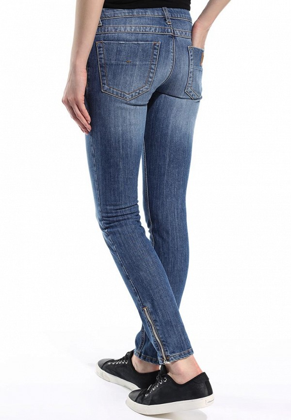 Зауженные джинсы Bikkembergs D Q 57B E1 B BW10: изображение 4