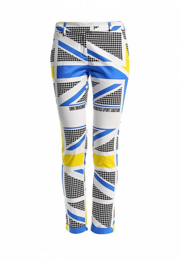 Женские повседневные брюки Bikkembergs D P 03B E1 B 0497: изображение 1
