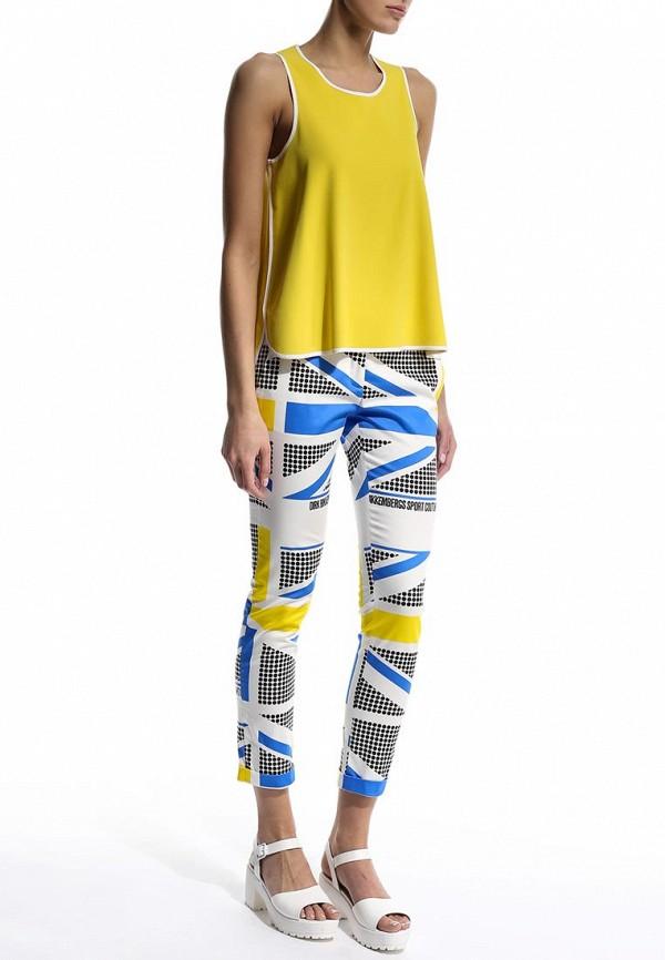 Женские повседневные брюки Bikkembergs D P 03B E1 B 0497: изображение 3