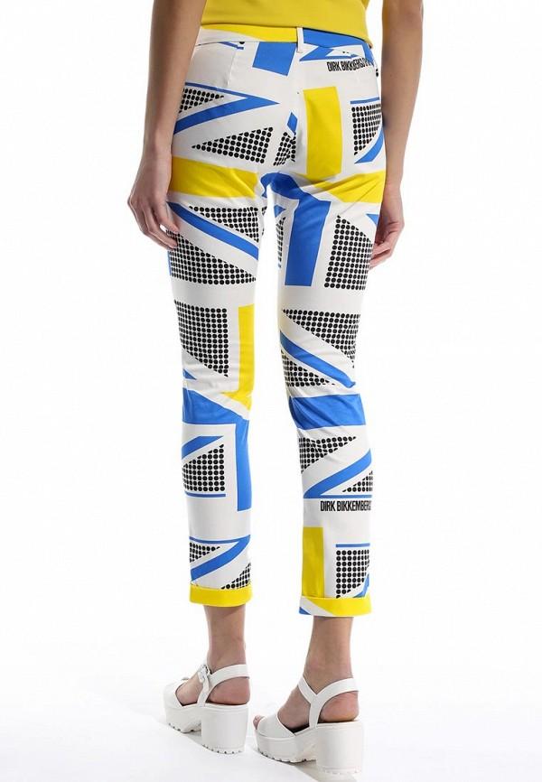 Женские повседневные брюки Bikkembergs D P 03B E1 B 0497: изображение 4