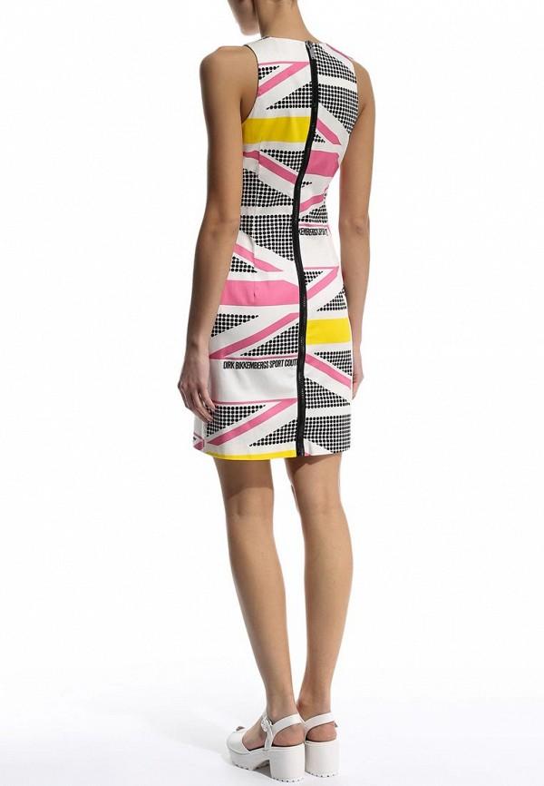 Платье-миди Bikkembergs D V 15B E1 B 0497: изображение 4
