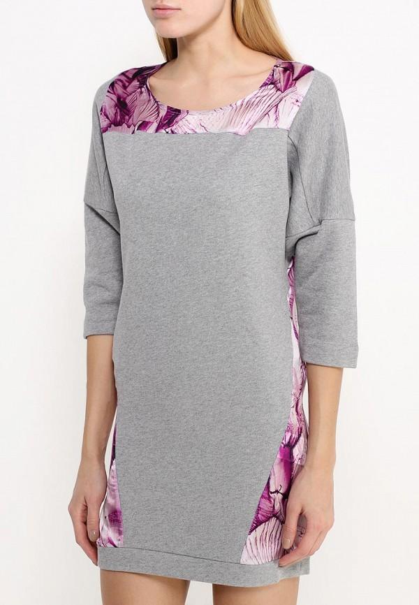 Платье-мини Bikkembergs D V 02C E2 S B072: изображение 7