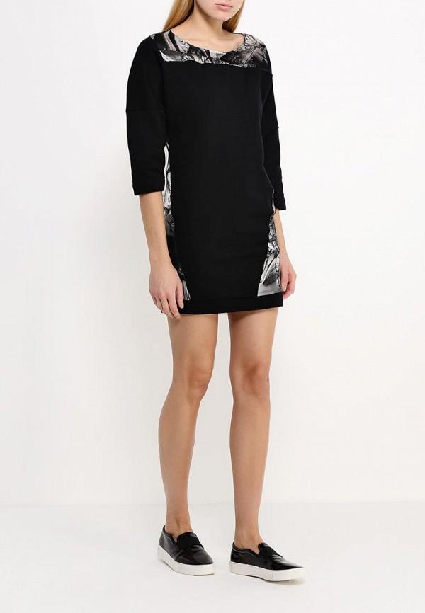 Платье-мини Bikkembergs D V 02C E2 S B072: изображение 2