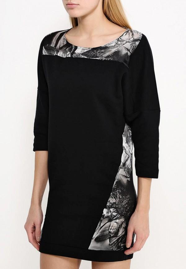 Платье-мини Bikkembergs D V 02C E2 S B072: изображение 3