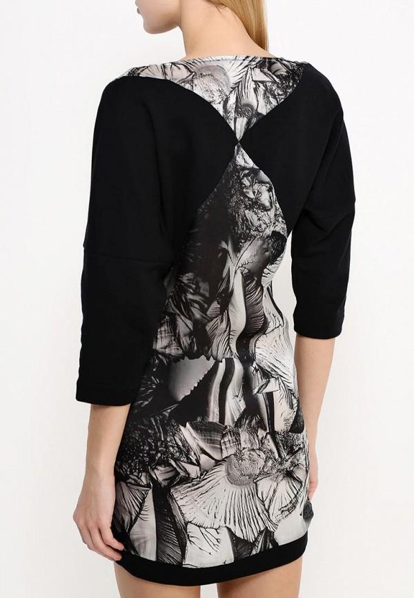 Платье-мини Bikkembergs D V 02C E2 S B072: изображение 4
