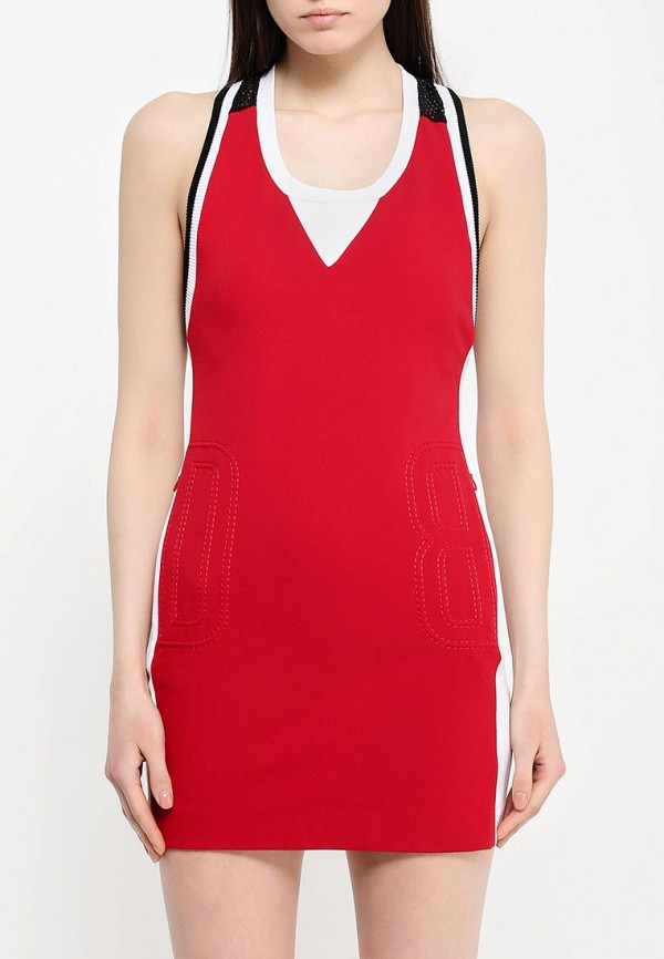 Платье-мини Bikkembergs D 5 10C FW E 4264: изображение 4
