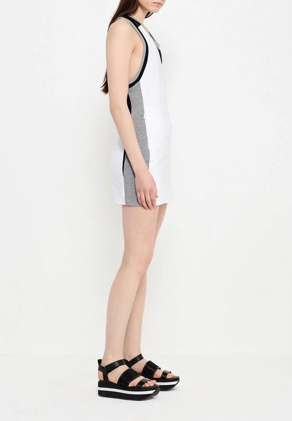 Платье-мини Bikkembergs D 5 10C FW E 4264: изображение 2
