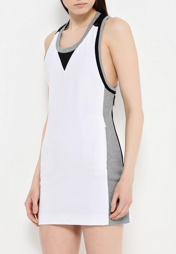 Платье-мини Bikkembergs D 5 10C FW E 4264: изображение 3