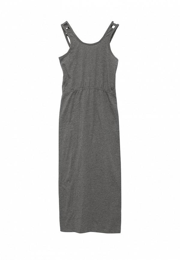 Купить Платье B-Karo серого цвета