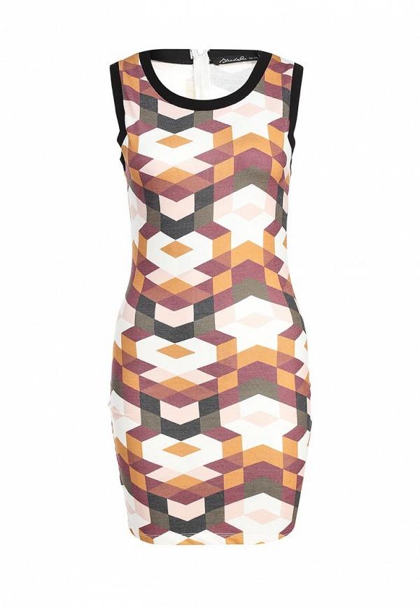 Платье-мини BlendShe 202057: изображение 2