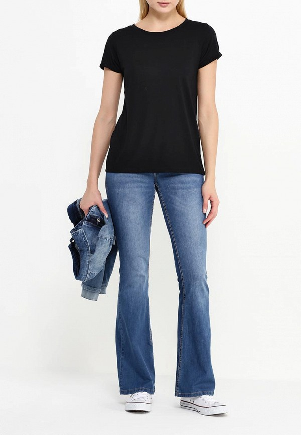 Широкие и расклешенные джинсы BlendShe 20200140: изображение 2