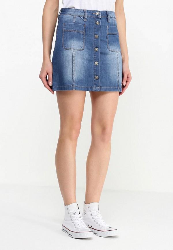 Джинсовая юбка BlendShe 20200173: изображение 4