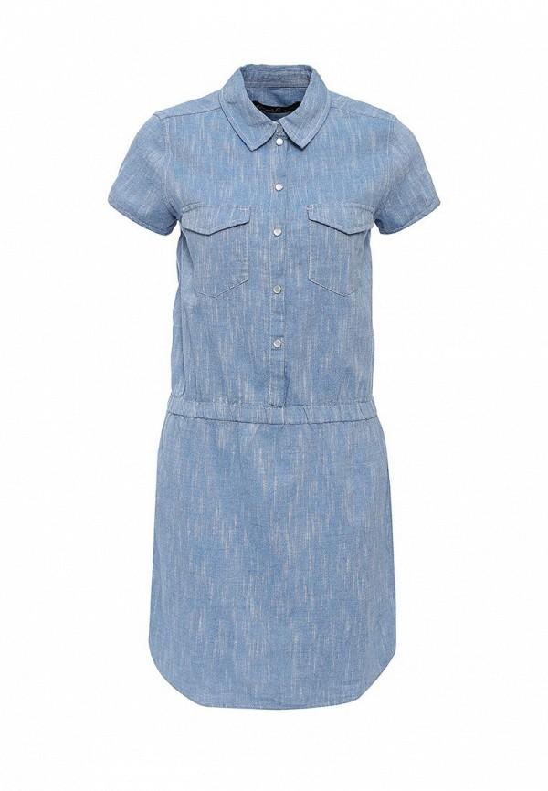 Платье-миди BlendShe 20200313: изображение 1