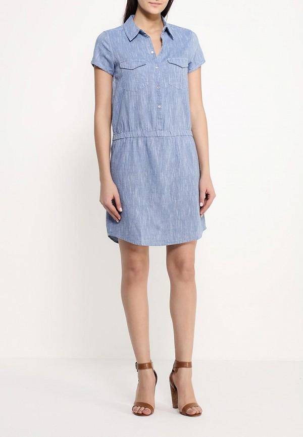 Платье-миди BlendShe 20200313: изображение 3