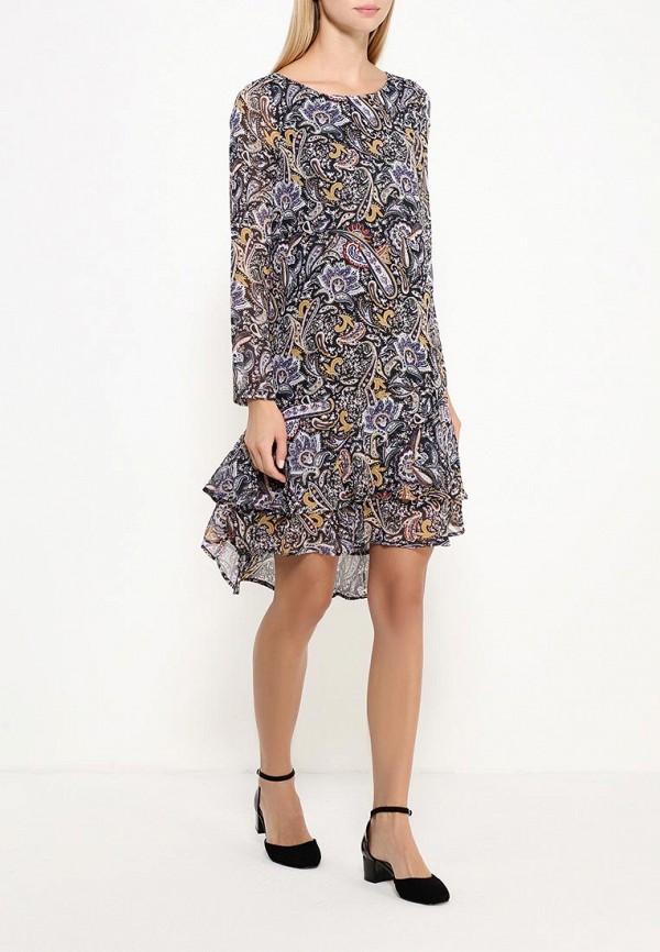 Платье-миди BlendShe 20200774: изображение 3