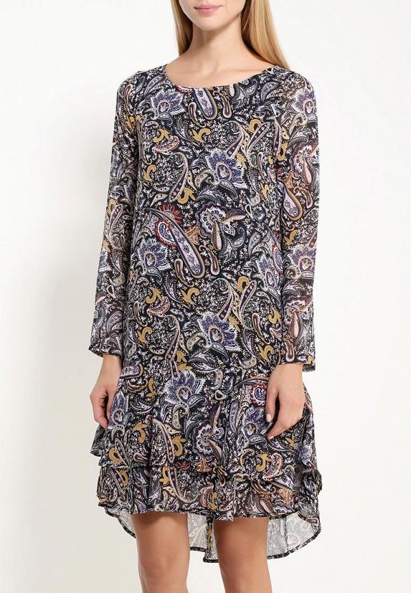 Платье-миди BlendShe 20200774: изображение 4