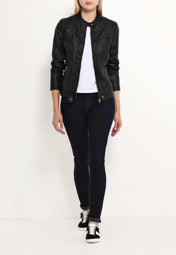 Кожаная куртка BlendShe 20200831: изображение 2
