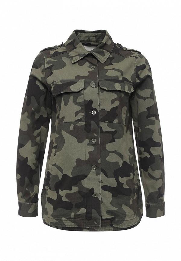 Куртка джинсовая BlendShe BlendShe BL021EWOWF57 джинсы blendshe blendshe bl021ewjiq86