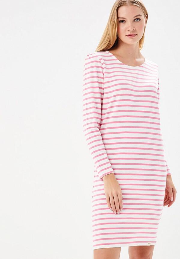 Купить Платье BlendShe, BL021EWZQS31, белый, Весна-лето 2018