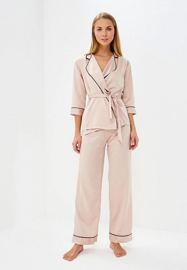 Купить Пижама Bluebella, Wren, BL022EWBCDL3, розовый, Весна-лето 2018