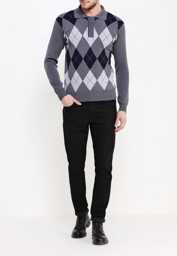 Мужские поло Blue Fashion R14-H1518-2: изображение 2