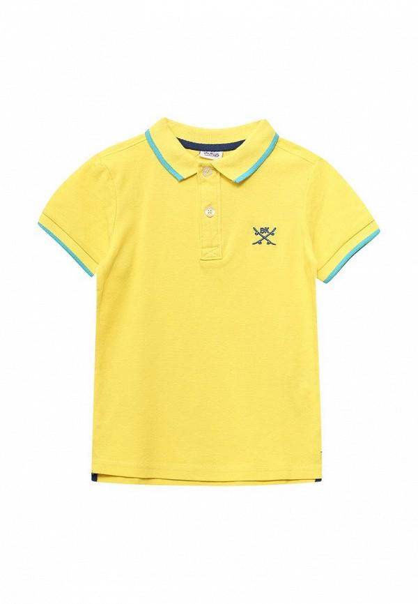 Купить футболку или поло для мальчика Blukids желтого цвета