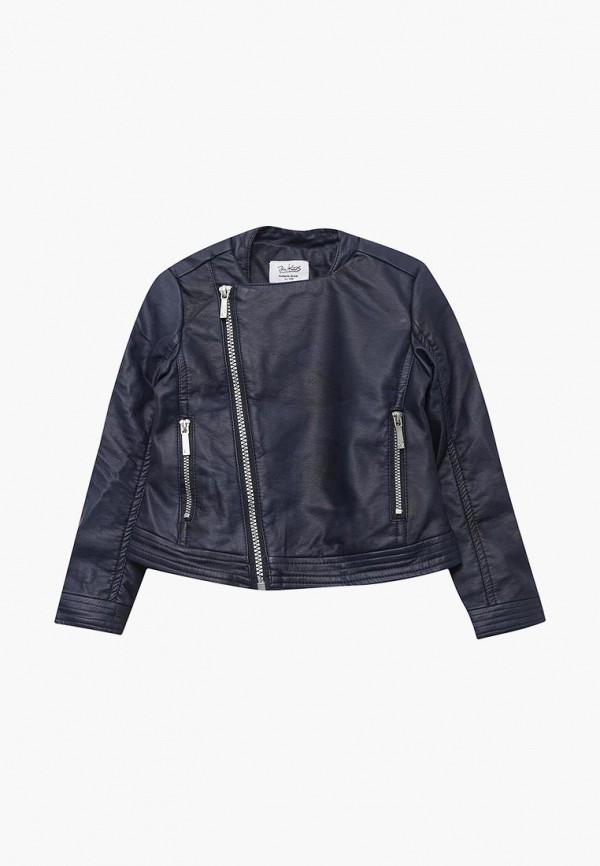 Купить Куртка кожаная Blukids, BL025EGAYNG4, синий, Весна-лето 2018