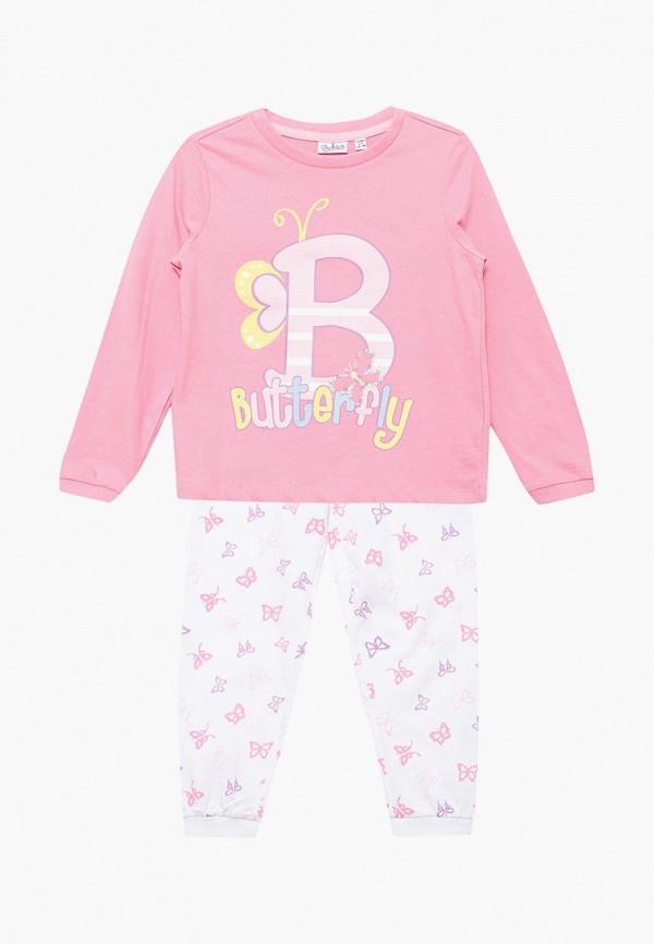 Пижама Blukids Blukids BL025EGBBWD6 пижама turen цвет розовый