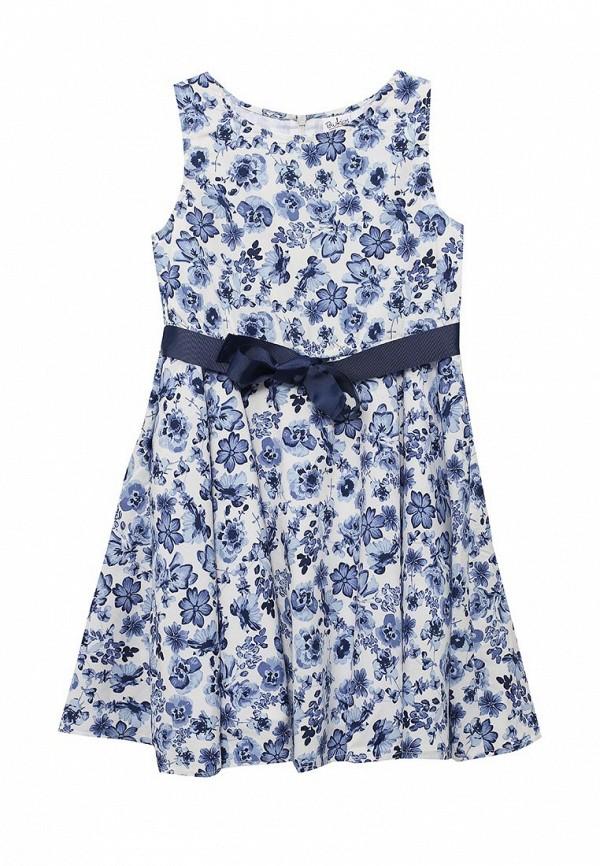 Купить Платье Blukids голубого цвета