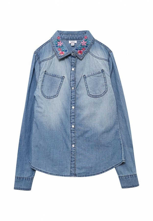 Рубашка джинсовая Blukids Blukids BL025EGVYA34