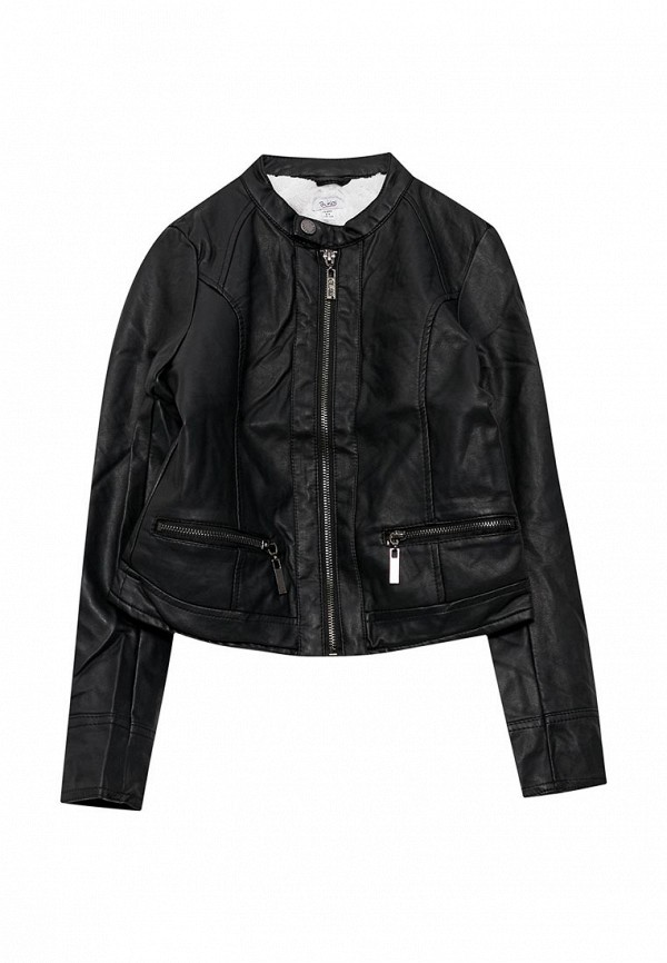 Куртка кожаная Blukids Blukids BL025EGVYA84 cain
