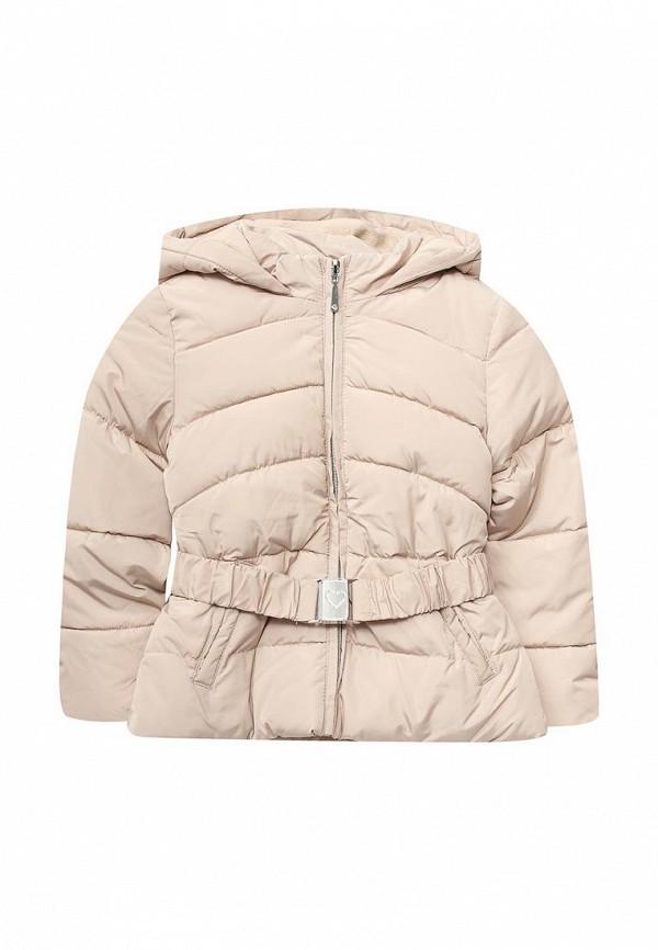 Купить Куртка утепленная Blukids, BL025EGZBP44, бежевый, Осень-зима 2017/2018