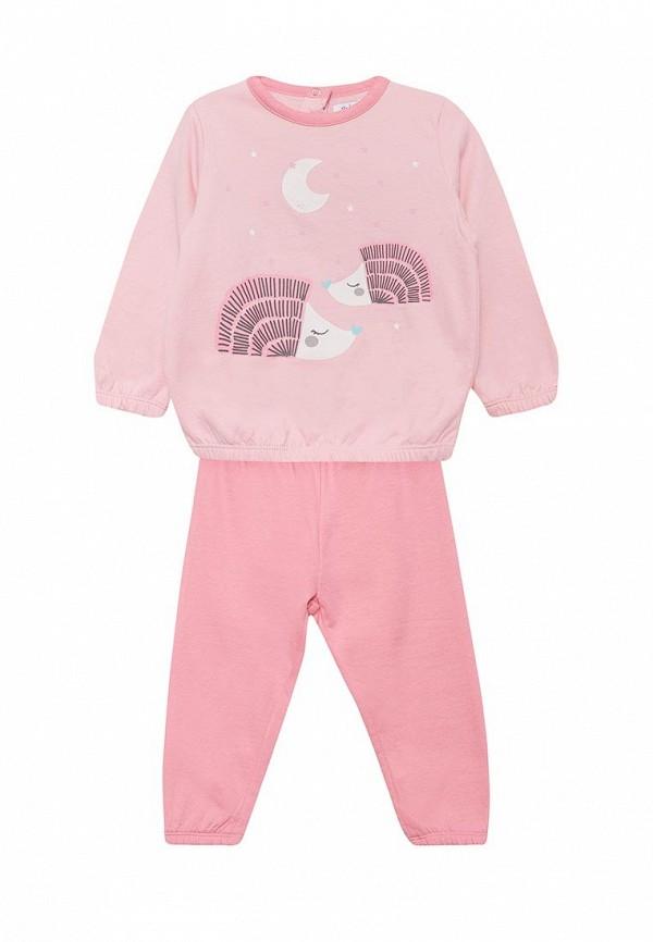 Пижама Blukids Blukids BL025EGZOE56 пижама turen цвет розовый